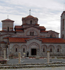 St Clement Monastery in Macedonia