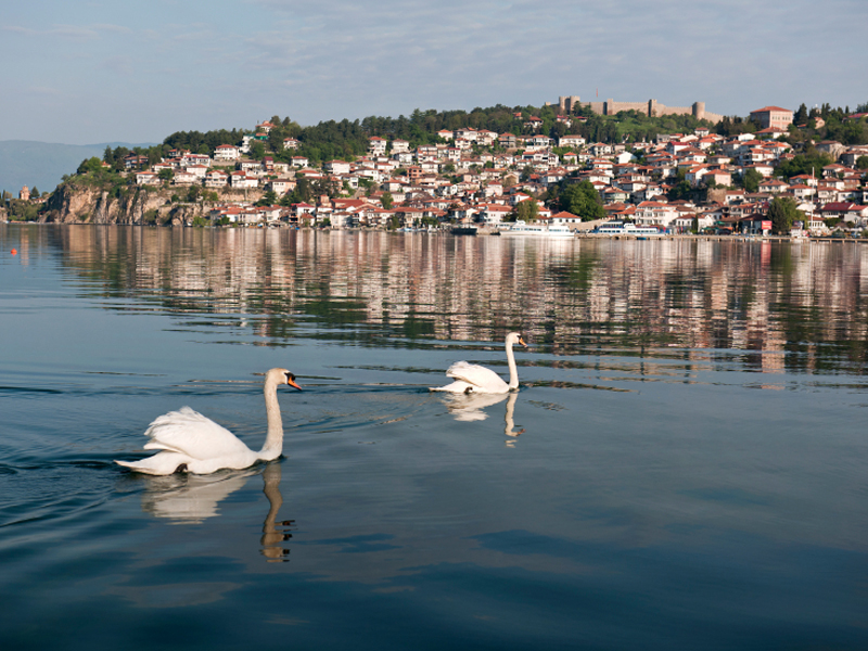 Ohrid Macedonia UNESCO